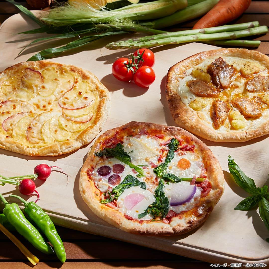 ピースナッツカフェ ピザセット